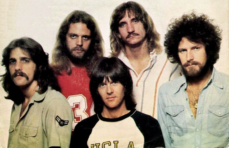 The Eagles.........................
