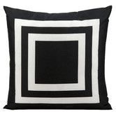 Found it at Wayfair - Geometric Indoor/Outdoor Polyester Throw Pillow