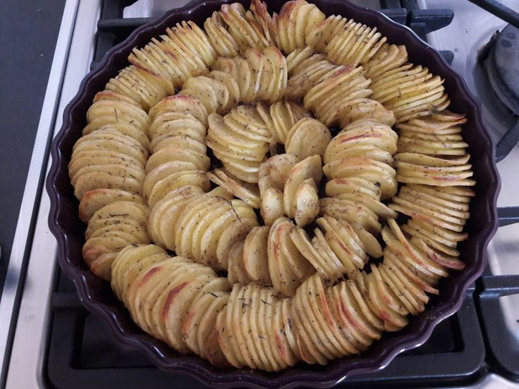 Croustillant de pomme de terre à la suédoise | La passion au bout des doigts, le NOUVEAU blog !!!