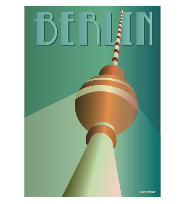 Berlin - at Alexanderplatz. You can buy this piece at www.artrebels.com #artrebels #art #vissevasse