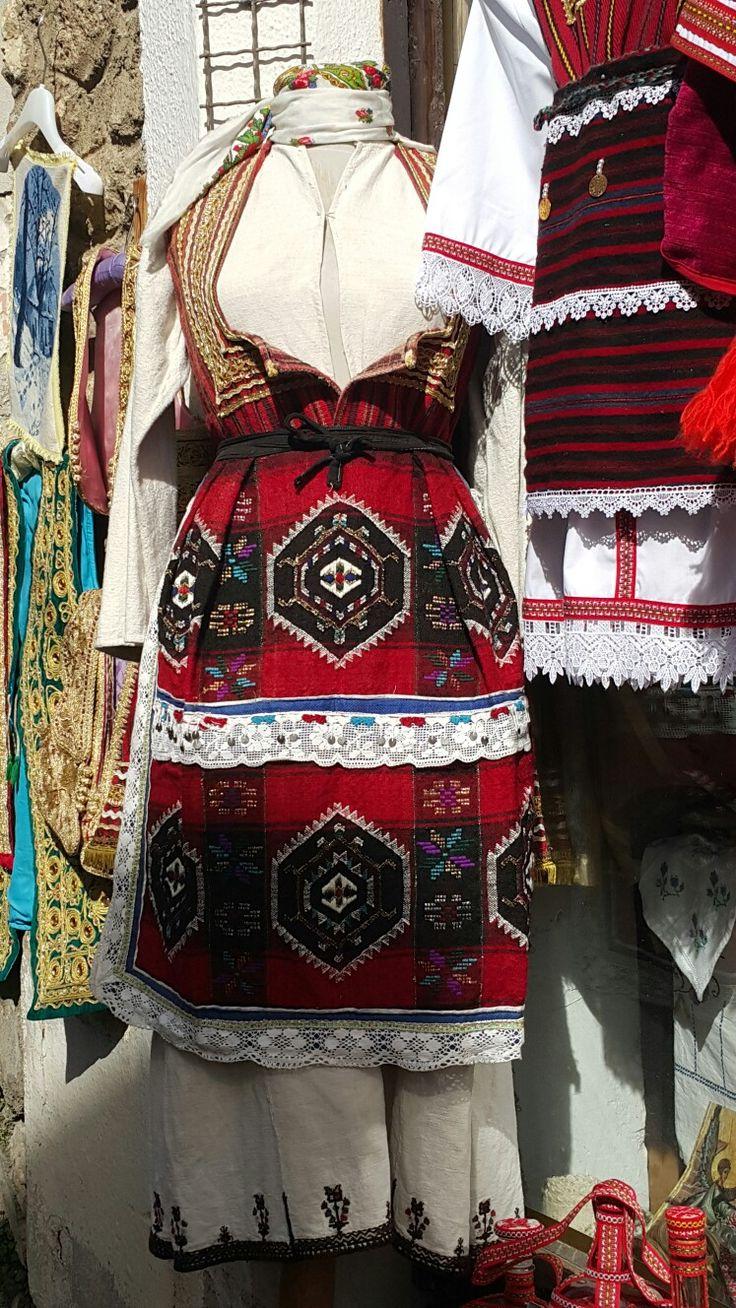 Makedonia geleneksel kıyafet