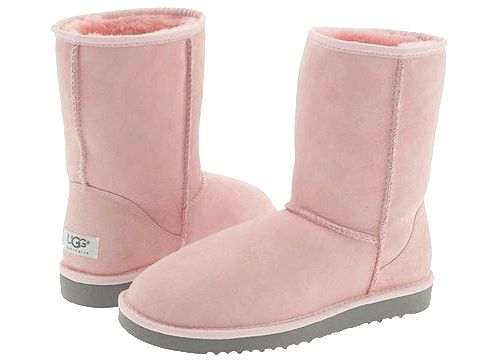 Made for Lisa... pink Uggs