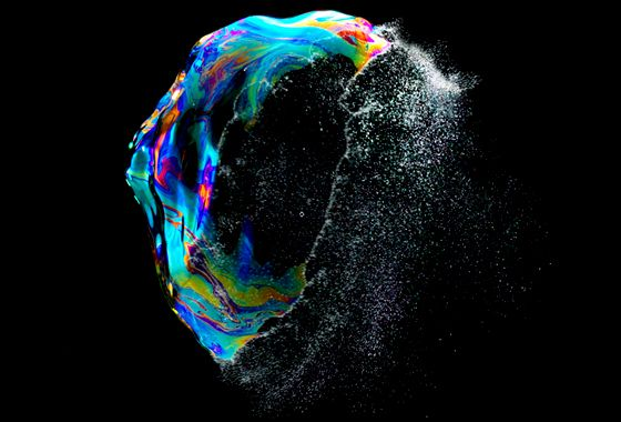 Irident – Bursting Soap Bubbles