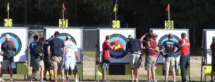 Archery facilities and competitions!