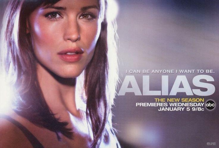 Alias 27x40 TV Poster (2001)