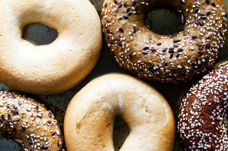 Today is #NationalBagel Day! Yummy! I'm a bread lover, so this is a winner for me! You can get a #FREE #bagel from Einstein Bros Bagels - click link to download #coupon.