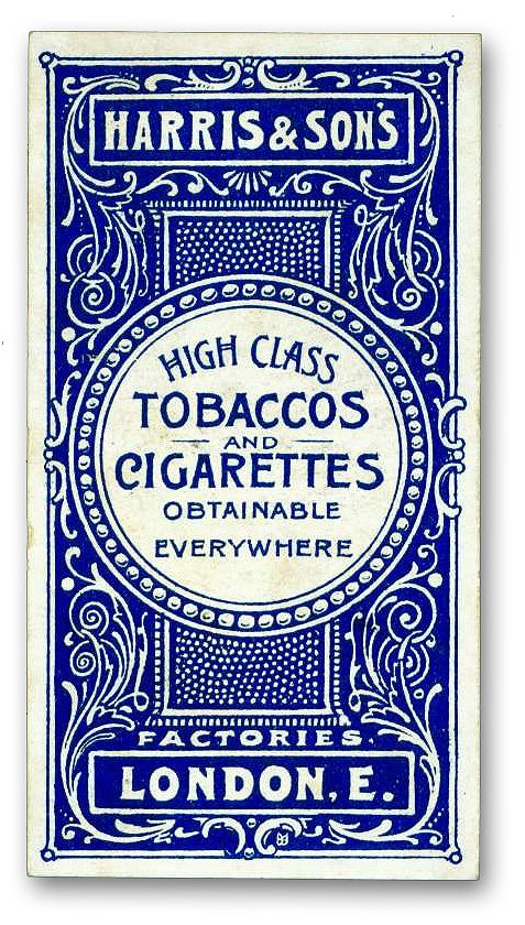 high class tobaccos and cigarettes