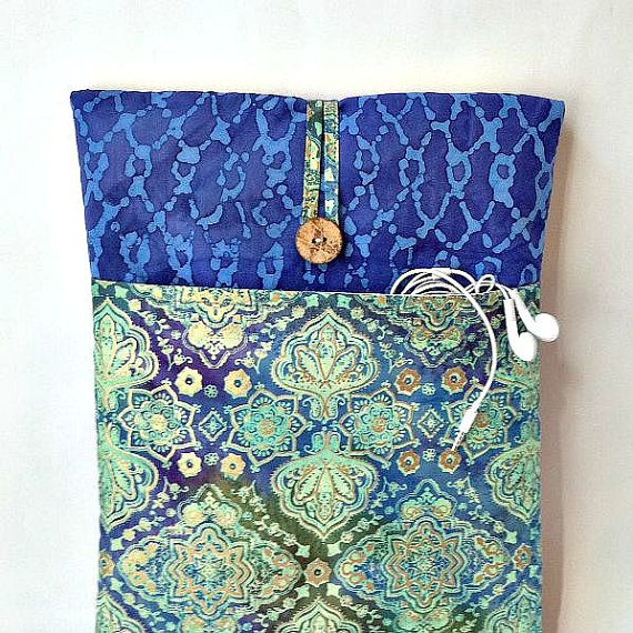 MacBook Pro or Air Case 13 .3 inch Laptop BagBoho by MadeByJulie