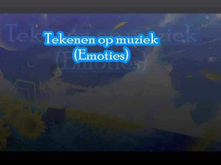 Tekenen op muziek [Emoties]