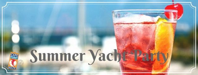 » 2017 Themed Year End Functions I Cape Town | SUMMER YACHT PARTY    Min 15 | Max 40 | From R1095    Let your hair down and party the night away at this exclusive nightclub in Cape Town fully inclusive of private venue, plush lounge pockets, chandeliers, canapés, and rocking tunes or a DJ to provide the beat to suit your theme and taste.