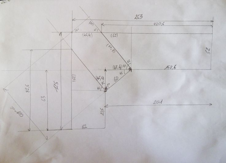 P1010487web bureau sur mesure pinterest - Assembler deux plans de travail ...