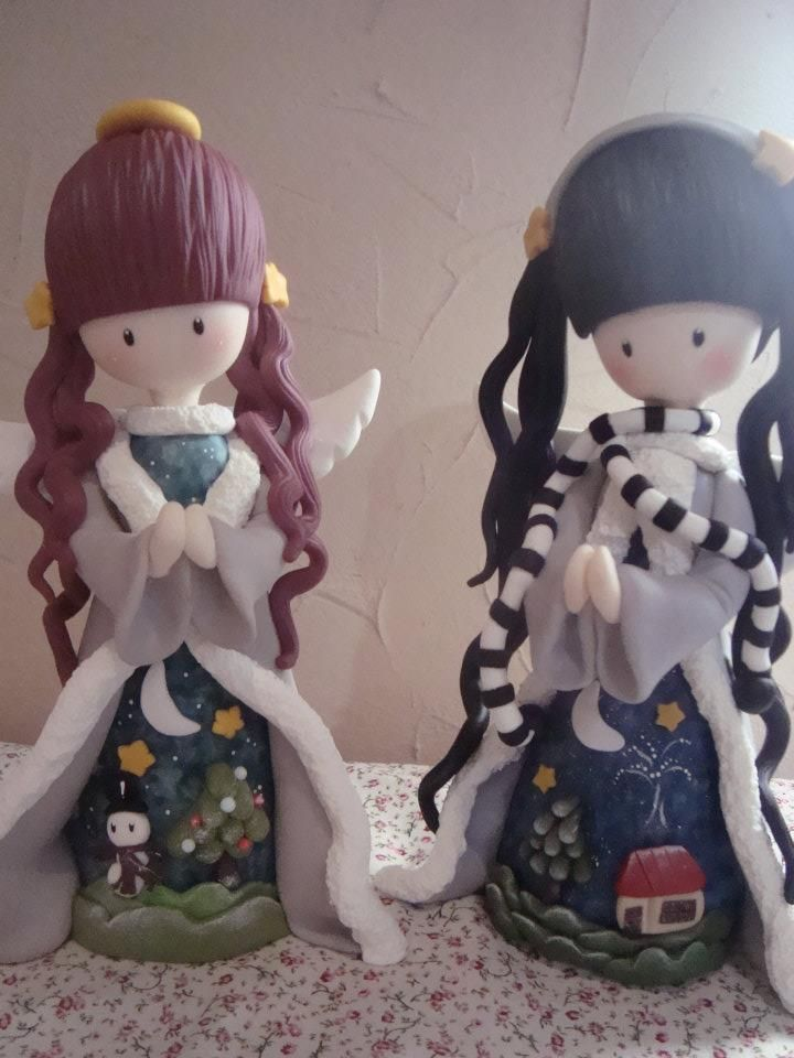 polymer clay, biscuit, masa flexible, cold porcelain