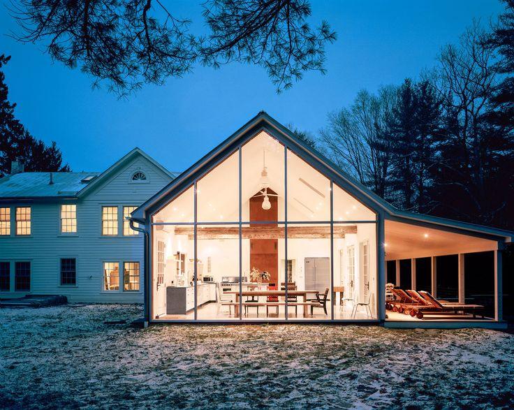 6 Gorgeous Contemporary Farmhouses http://www.architecturaldigest.com/story/6-gorgeous-contemporary-farmhouses