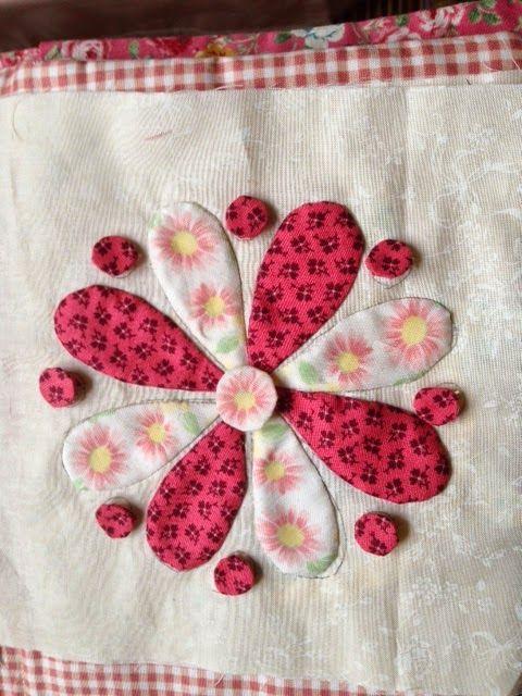 Stonefieldsquilt van Susan Smith gemaakt door Wietske (Bossche quilts en meer)  van http://wietskesquilts.blogspot.nl