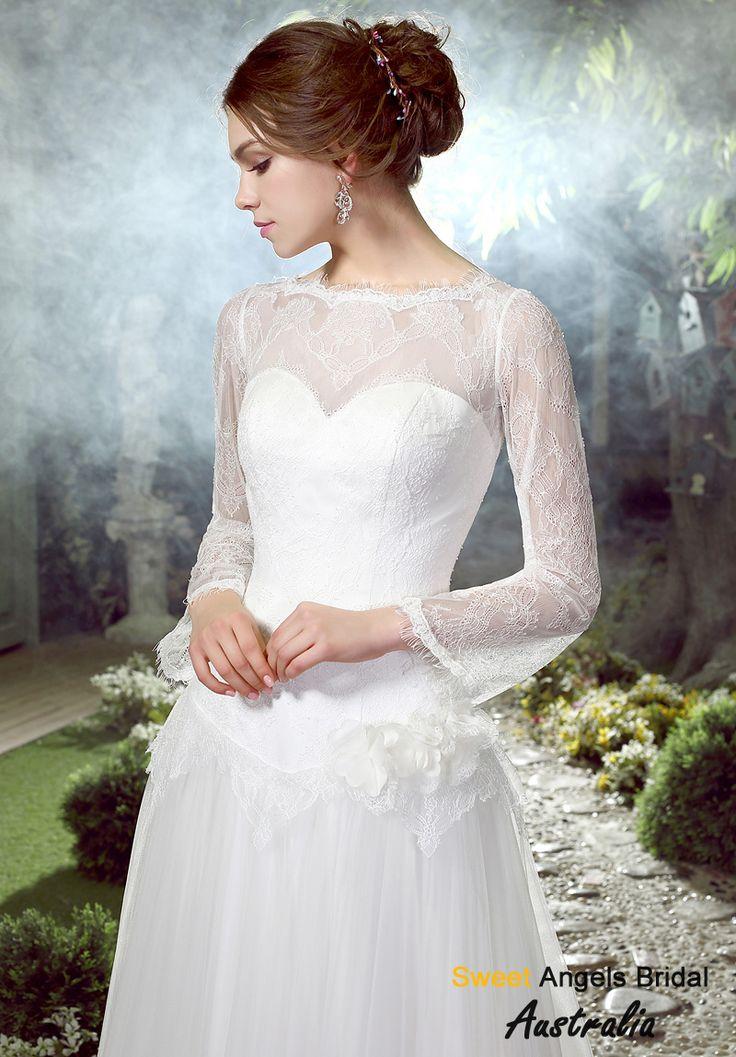 61 besten Sweet Angels Bridal Australia Wedding Dress Collections ...