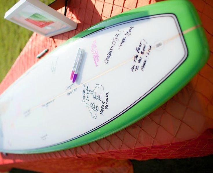 Inspiración Boda surfera                                                                                                                                                                                 Más