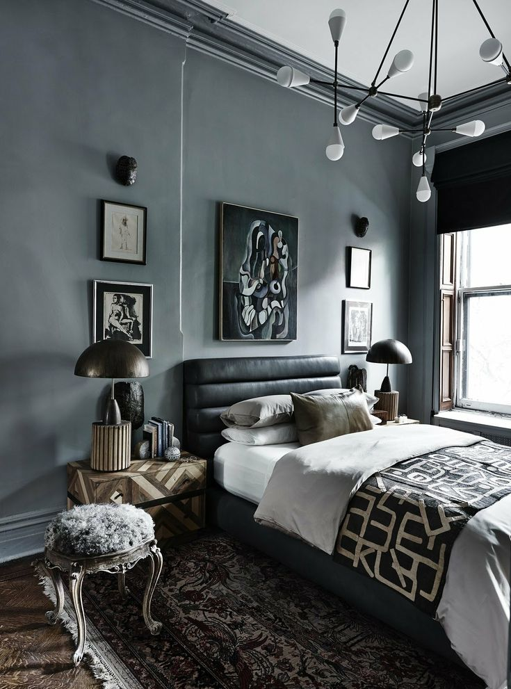 best 25  masculine bedrooms ideas on pinterest