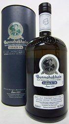 "Bunnahabhain – Darach Ur Batch #9 Scottish Whisky - Bunnahabhain's 9th batch of their 1 litre travel retail exclusive Darach Ur (New Oak) series. The name """"Darach Ur"""" is Gaelic for """"New Oak"""""