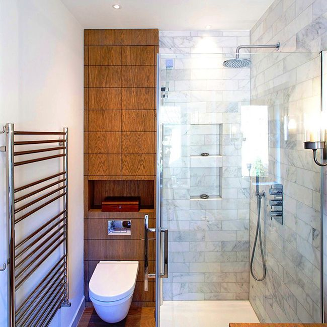Bathroom cabinets how to combine practicality and aesthetics photo 25