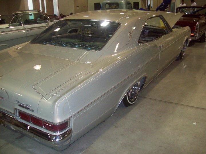 66' impala