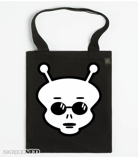 Cool Alien ECO Tote bag