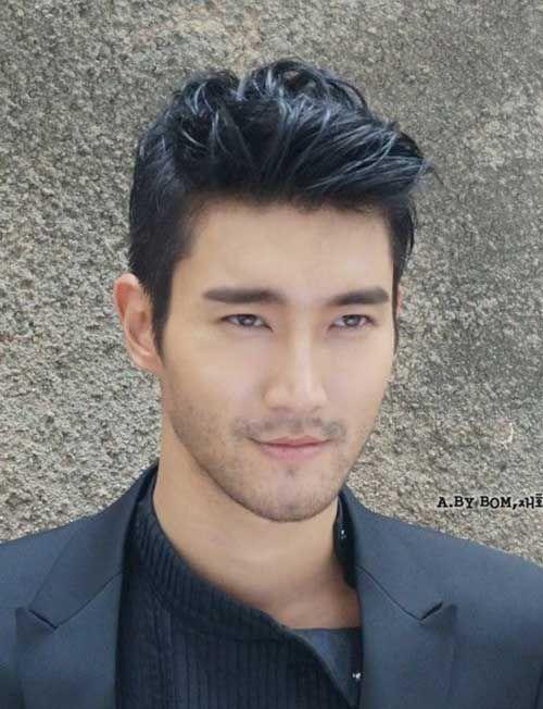 asian men hairstyle wedding hair