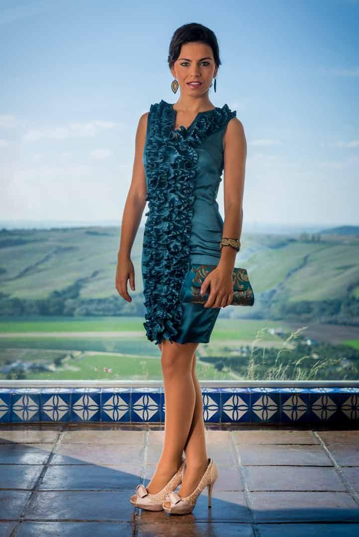 Perfecto Vestido (V0493) para el evento de esta primavera, por sólo 75,95€