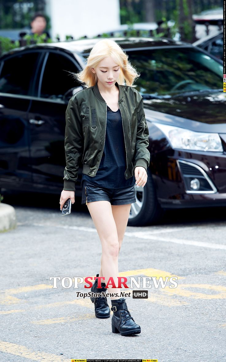 snsd taeyeon kpop fashion 150911 2015 female kpop stars