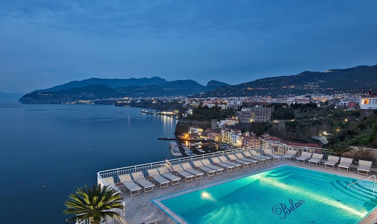 Sorrento Hotel Italy - Official Website - Hotel Belair Sorrento