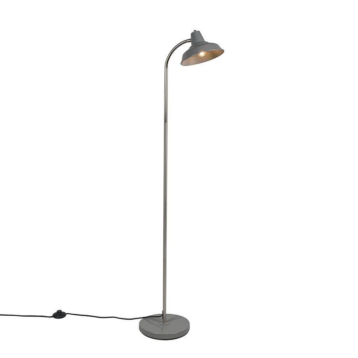 Die besten 25+ Stehlampe grau Ideen auf Pinterest Graue - wohnzimmer lampen rustikal