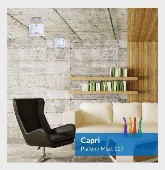 Plafon Capri Mod-117