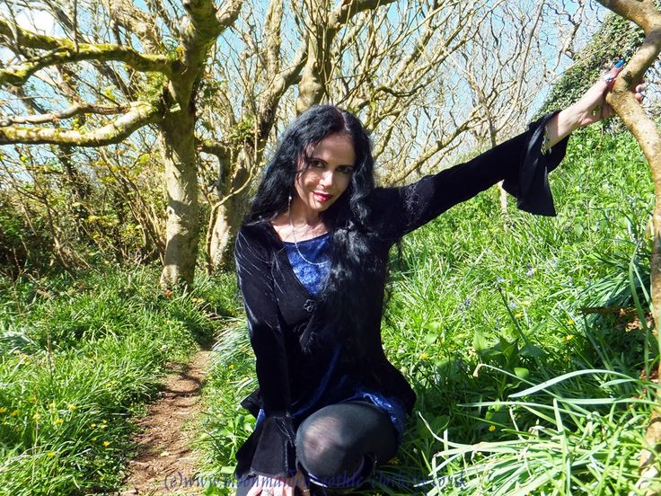 Moonshadow Jacket by Moonmaiden Gothic Clothing UK