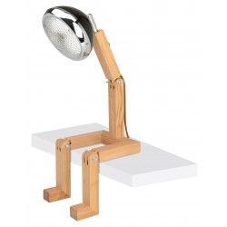 Lampe Design BONHOMME NOIR