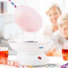 Rosa Zuckerwatten-Zauber jetzt auch für Zuhause! Werde zur besten Mama/zum besten Papa der Welt und überrasche deine Kleinen mit dieser wundervollen Zuckerwattemaschine :-)