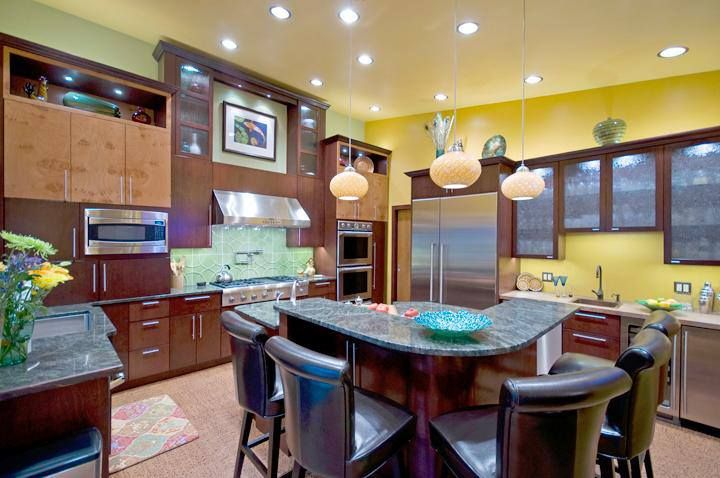 Dream Kitchen Featuring Thermador Appliances Home Feel