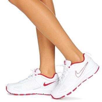 Multifunkcni sportovni obuv Nike T-LITE XI Bílá / Růžová 350x350