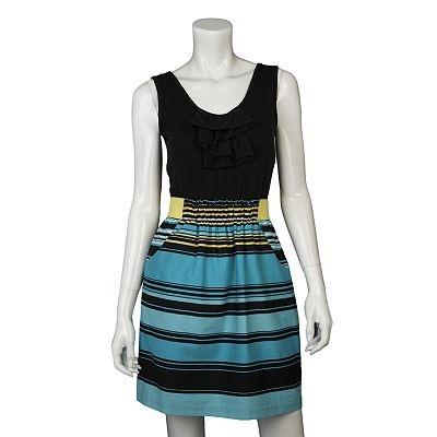 Black dress kohls 50th