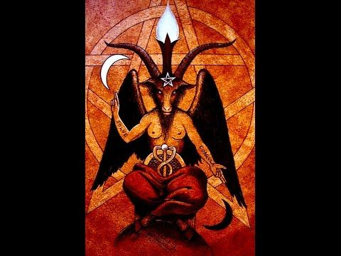 """Baphomet And """"As Above So Below"""" Explained"""
