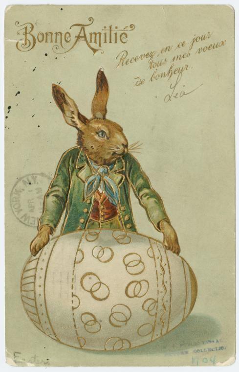 327 best images about Vintage Easter – Vintage Easter Cards