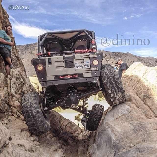 "Borrowing this final pic tonight from @Dulce Hernández Hernández Hernández Hernández Hernández Hernández Chavarria Just because that Tush Tho !! ""Since this is my most liked photo yet I figured I would throw it up one more time. Photo credit @Amy Lyons Lyons Lyons Lyons Lyons Lyons Northcutt #jeep #flex #moonrocks #offroad #1tonlife #4x4 #redbull #aintnotimelikeagoodtime"" #jeepbeef WAAAAY BEYOND THE WAVE  #Padgram"