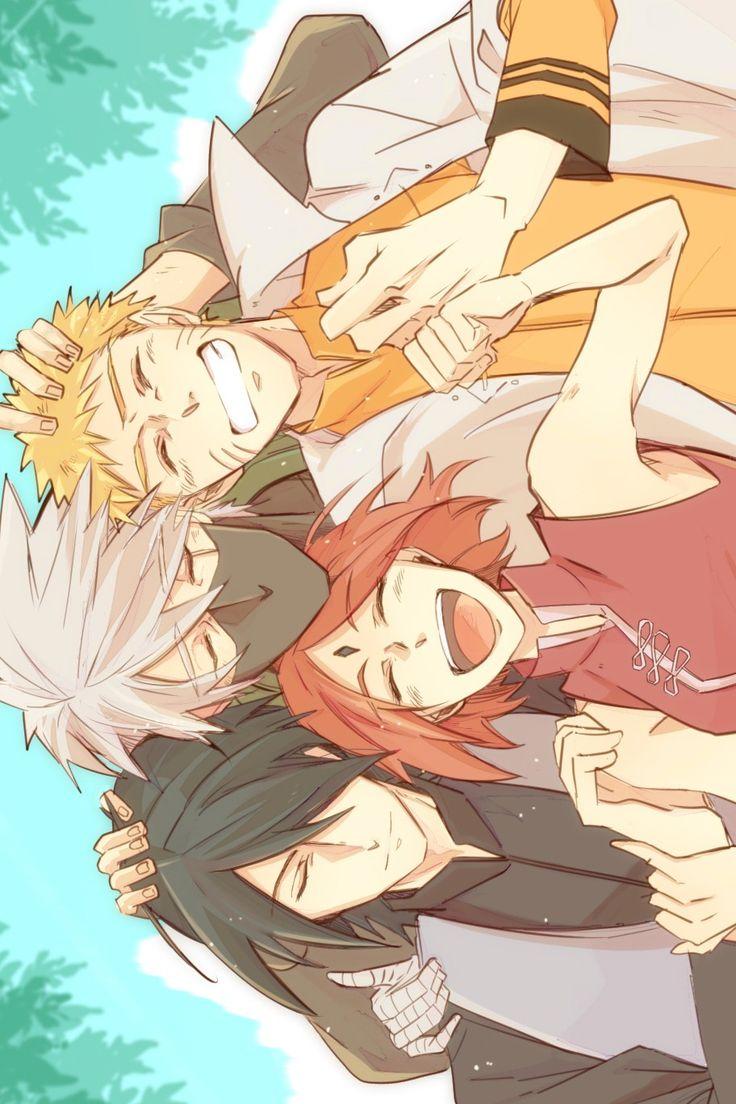 Equipe 7 [Naruto]