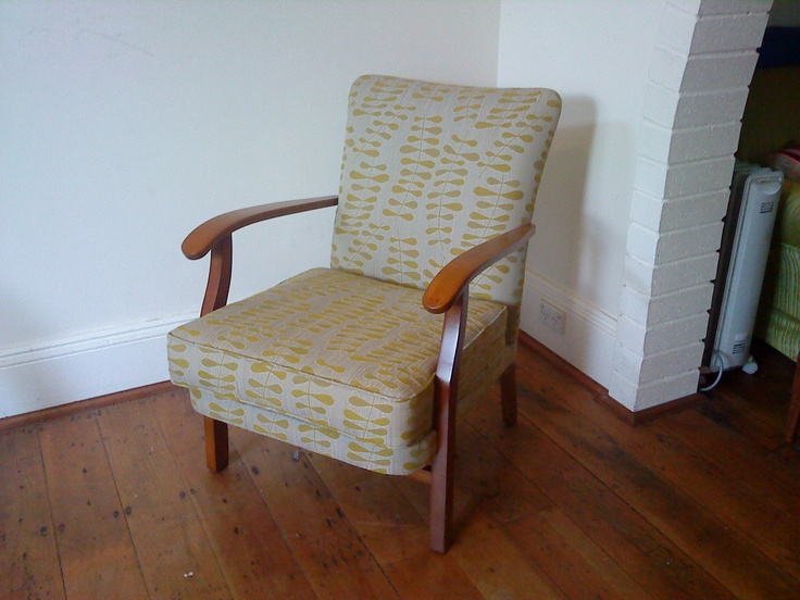 Parker Knoll Armchair - AFTER