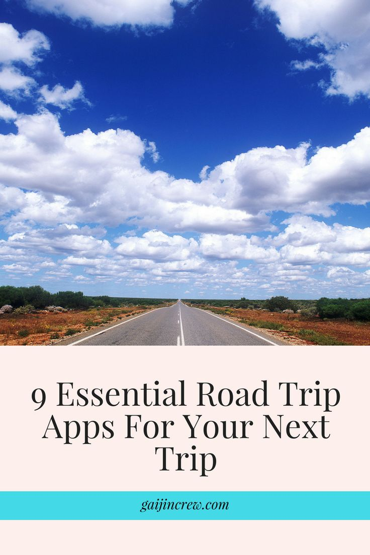 9 essential road trip apps for your next road trip *************************************************** Travel| Road Trip| Road Trip Ideas| Road Trip Tips| Road Trip Apps