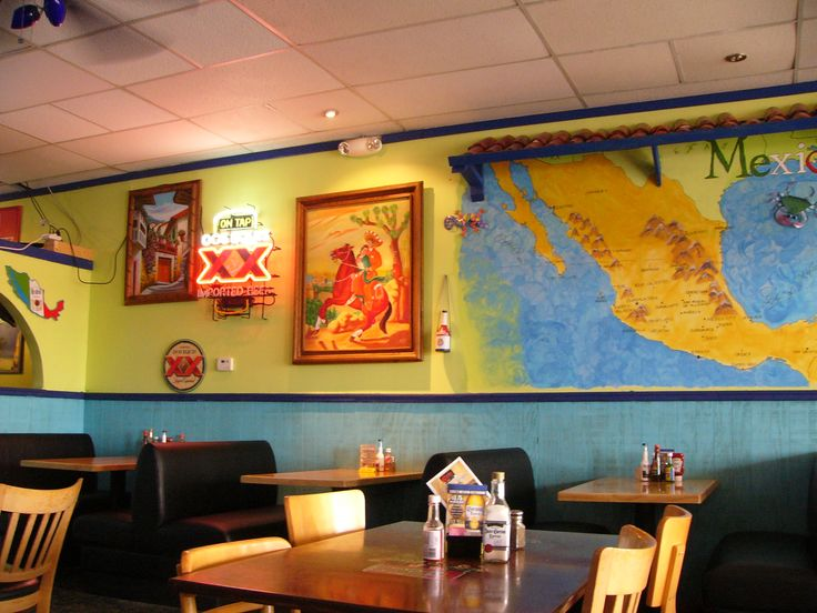The 25+ best Mexican restaurant decor ideas on Pinterest | Mexican ...