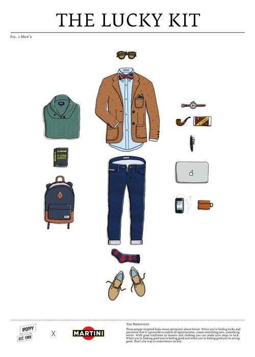Style Illustrated - by Andrew Mashanov