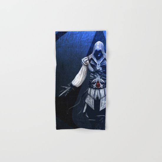 Sold! Assassin's Creed Ezio Poster Hand & Bath Towel. Many thanks to the buyer! #art #ezioauditore #gaming #gamer #gamersroom #gamergifts #gaminggifts #homedecor #homegifts #kidsroom #kidsgifts #style #39 #family #onlineshopping #onlinesellers #online #art #love #homedecor #bathtowel #bathroom #homestyle #home #geekart #geek #games