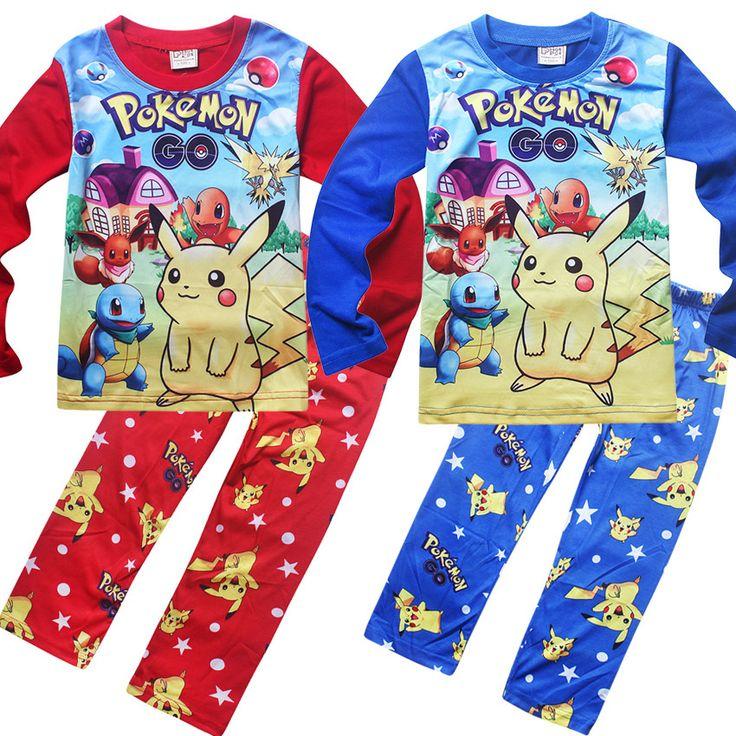 Pokemon Pikachu Kids Clothing Suit //Price: $18.24 & FREE Shipping //   #naruto #anime