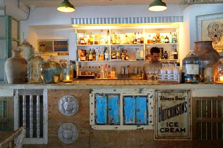 last but not least... my favorite evening out type of dinner spot in tulum.  la posada margherita has fantastic fresh squeezed juices, focaccias, ...