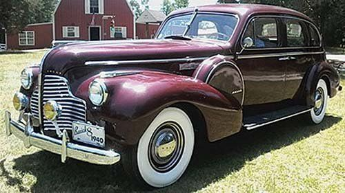 1940 Buick 80 for Sale