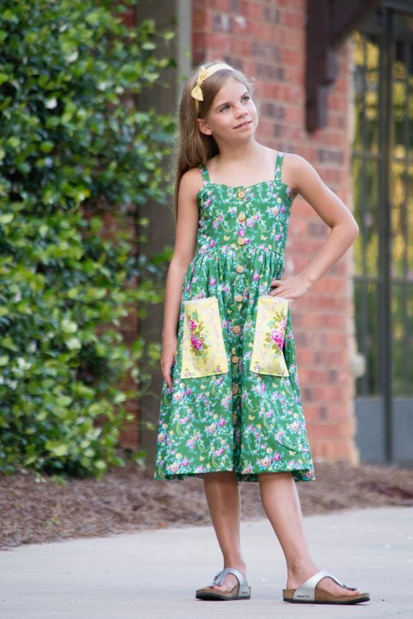 3ac981d6ac Gwen summer dress